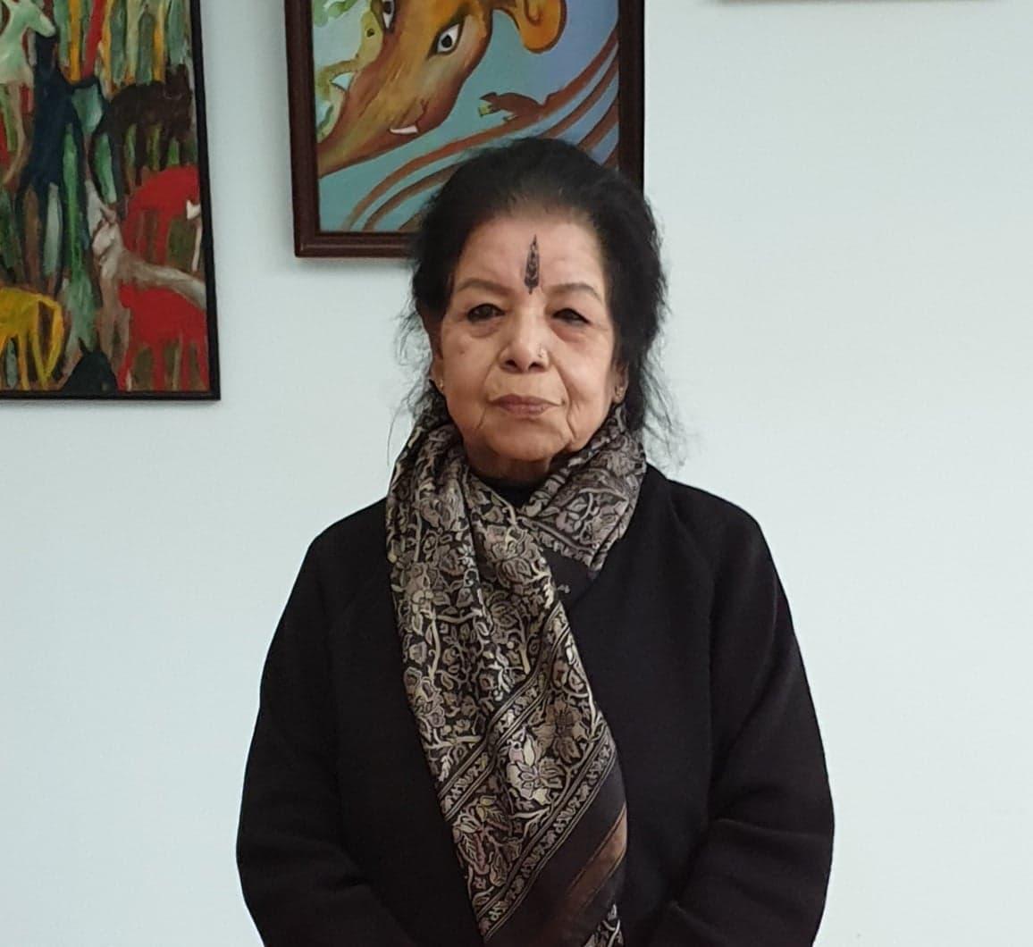 Shanti Chadha